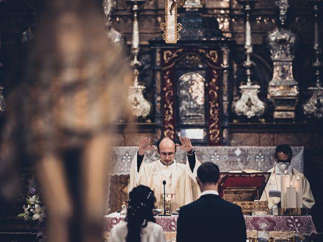 Il matrimonio di Andrea e Sira a Marcallo con Casone, Milano 26