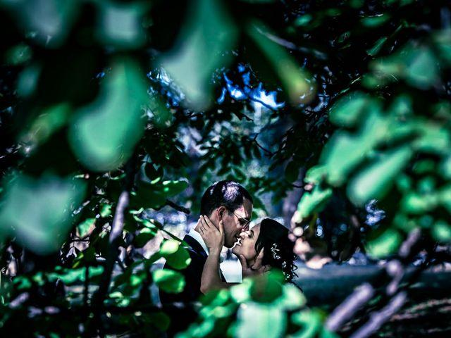 Il matrimonio di Andrea e Sira a Marcallo con Casone, Milano 33