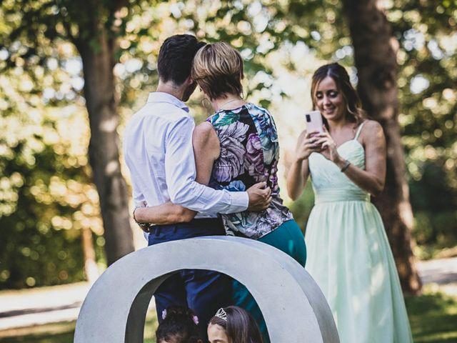 Il matrimonio di Andrea e Sira a Marcallo con Casone, Milano 37