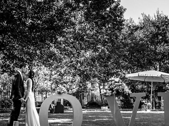 Il matrimonio di Andrea e Sira a Marcallo con Casone, Milano 39