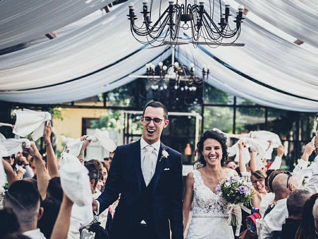 Il matrimonio di Andrea e Sira a Marcallo con Casone, Milano 35