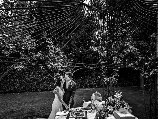 Il matrimonio di Andrea e Sira a Marcallo con Casone, Milano 42