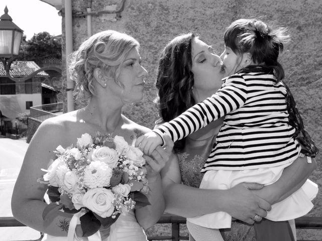 Il matrimonio di Andrea e Maddalena a Issiglio, Torino 10