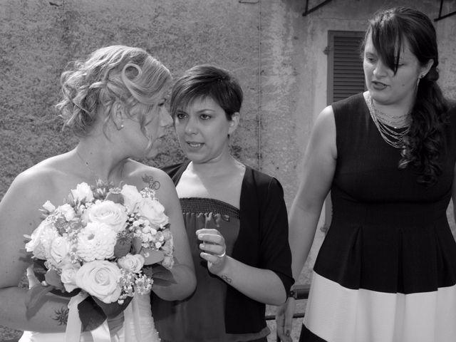 Il matrimonio di Andrea e Maddalena a Issiglio, Torino 12