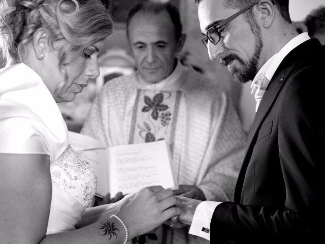 Il matrimonio di Andrea e Maddalena a Issiglio, Torino 27