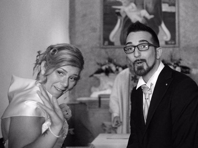Il matrimonio di Andrea e Maddalena a Issiglio, Torino 28
