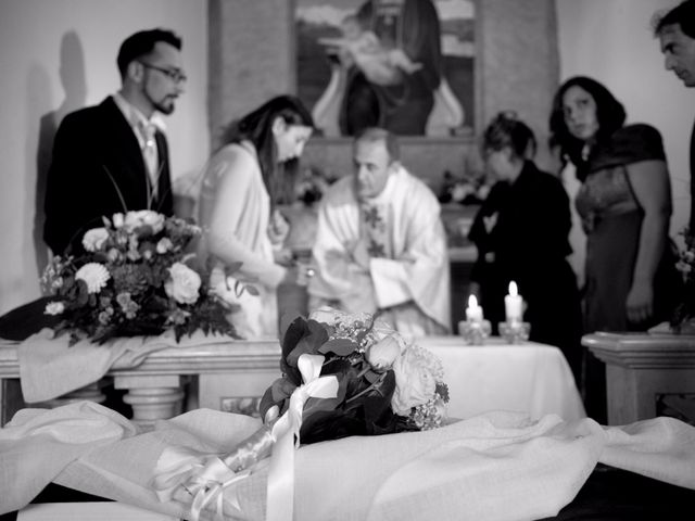Il matrimonio di Andrea e Maddalena a Issiglio, Torino 30