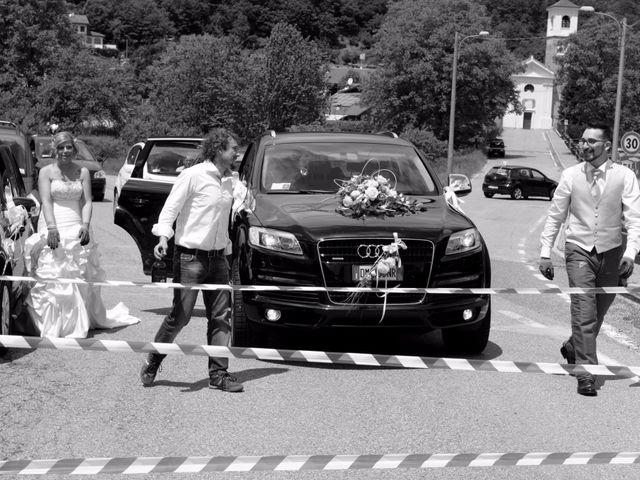 Il matrimonio di Andrea e Maddalena a Issiglio, Torino 42