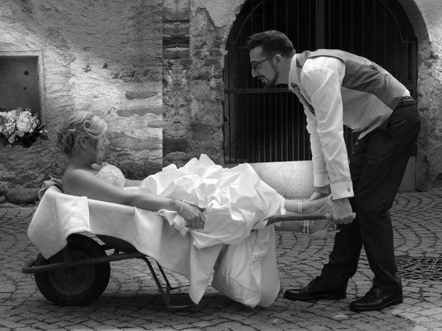 Il matrimonio di Andrea e Maddalena a Issiglio, Torino 52