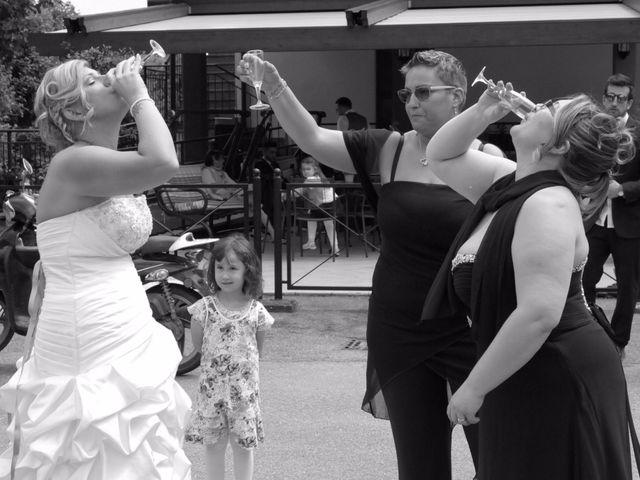 Il matrimonio di Andrea e Maddalena a Issiglio, Torino 55