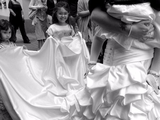 Il matrimonio di Andrea e Maddalena a Issiglio, Torino 56