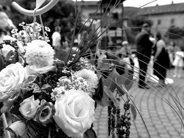 Il matrimonio di Andrea e Maddalena a Issiglio, Torino 57