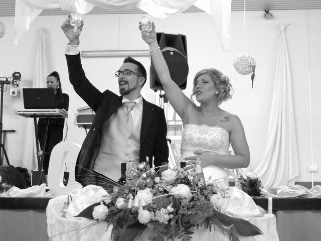 Il matrimonio di Andrea e Maddalena a Issiglio, Torino 61