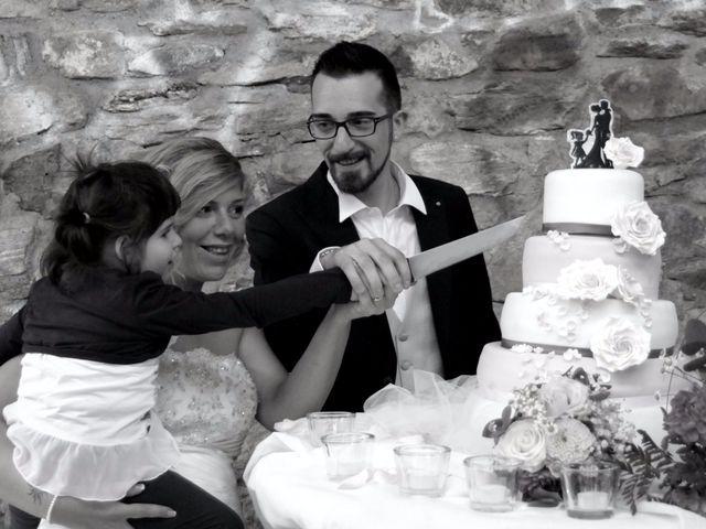 Il matrimonio di Andrea e Maddalena a Issiglio, Torino 65