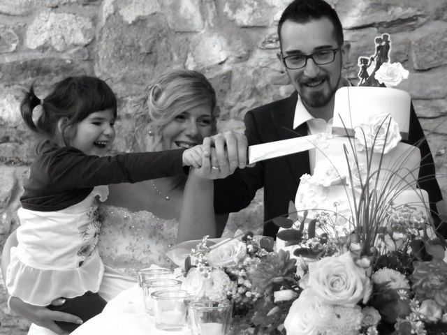 Il matrimonio di Andrea e Maddalena a Issiglio, Torino 66