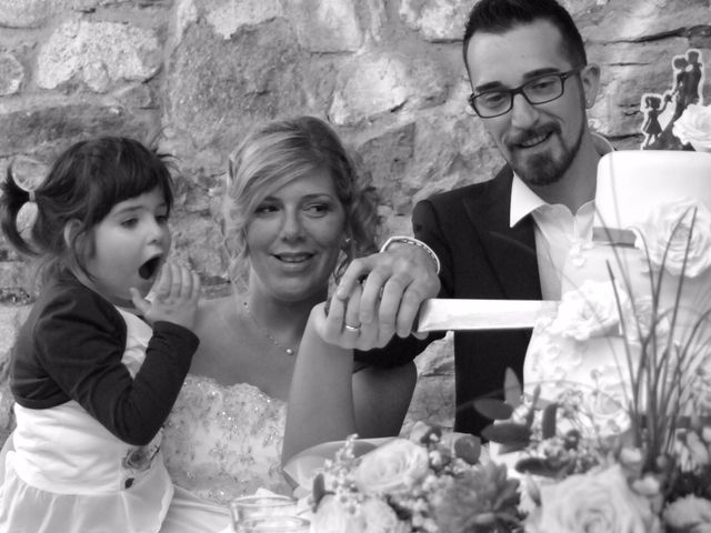 Il matrimonio di Andrea e Maddalena a Issiglio, Torino 67