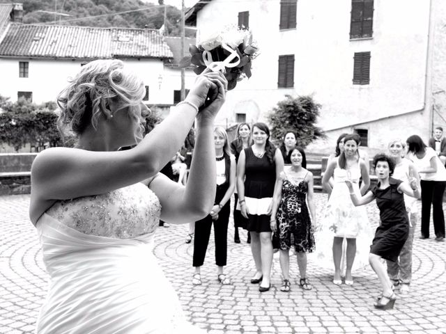 Il matrimonio di Andrea e Maddalena a Issiglio, Torino 68