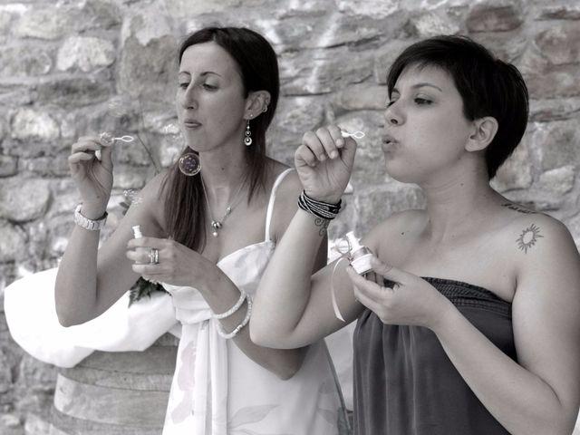 Il matrimonio di Andrea e Maddalena a Issiglio, Torino 71