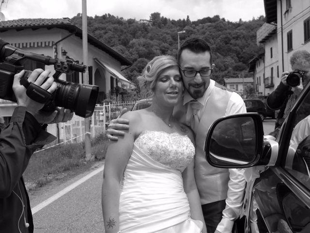 Il matrimonio di Andrea e Maddalena a Issiglio, Torino 77