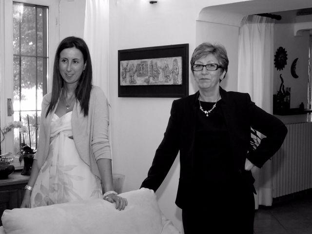 Il matrimonio di Andrea e Maddalena a Issiglio, Torino 86