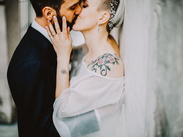 le nozze di Dyandra e Mattia