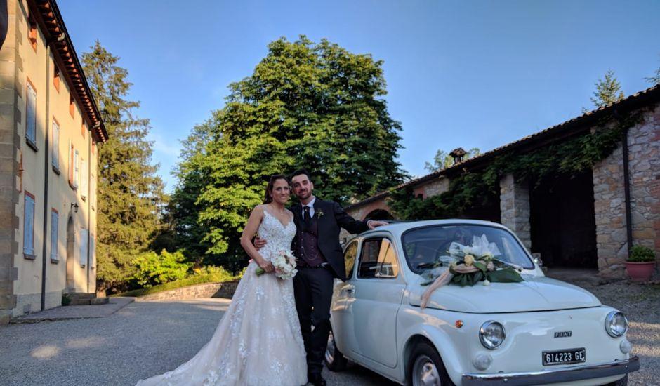 Il matrimonio di Alessio e Serena a Castellarano, Reggio Emilia