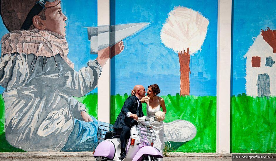 Il matrimonio di Vanessa e Gianluca a Montecassiano, Macerata