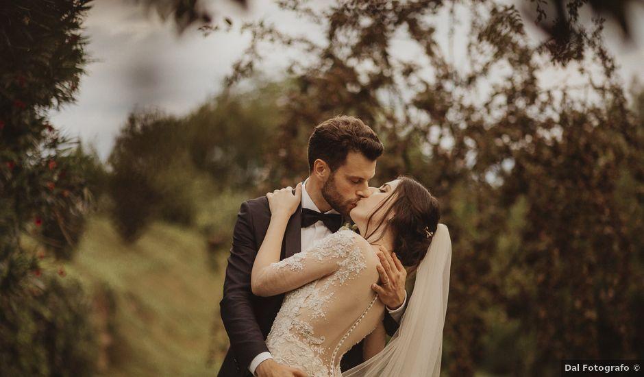 Il matrimonio di Filippo e Elena a Verona, Verona