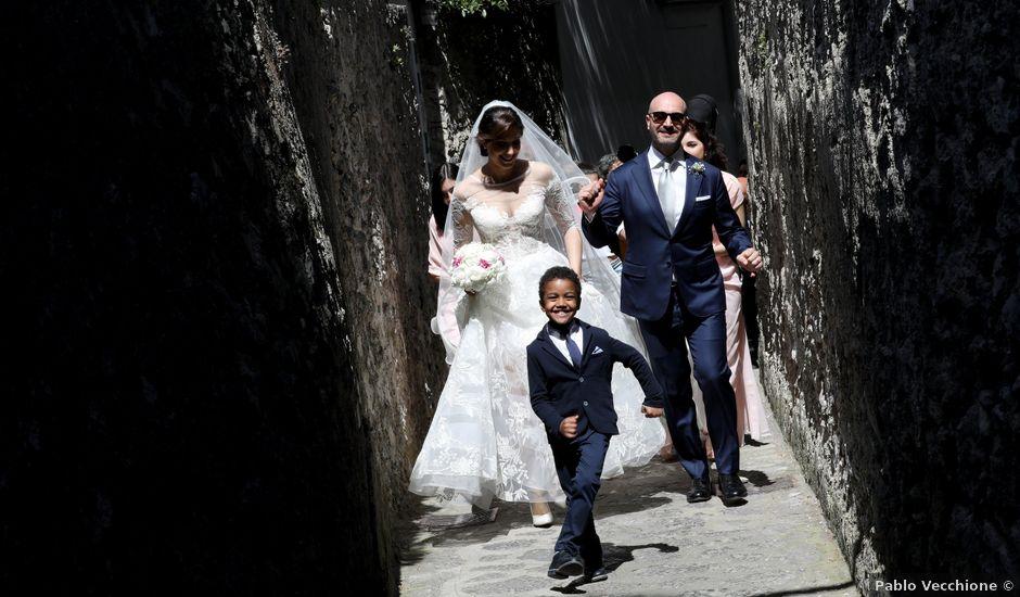 Il matrimonio di Anna e Fabio a Ravello, Salerno