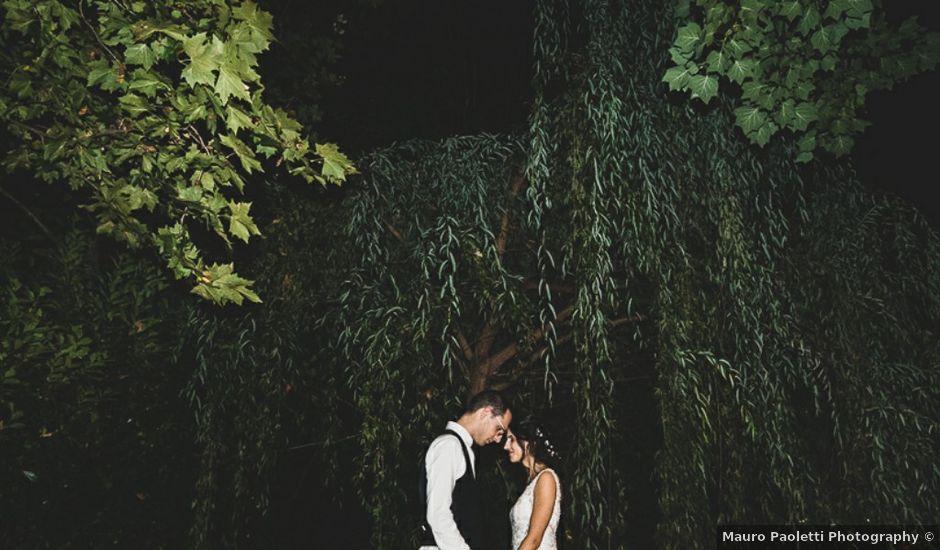 Il matrimonio di Andrea e Sira a Marcallo con Casone, Milano