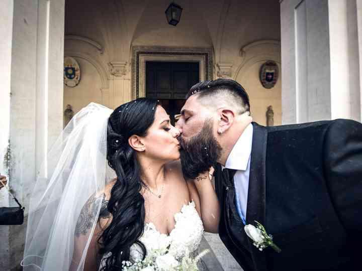 le nozze di Noemi e Maurizio
