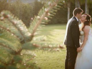 Le nozze di Imma e Tommaso