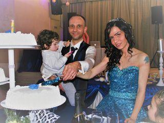Le nozze di Veronica e Fabio  e FABIO  2