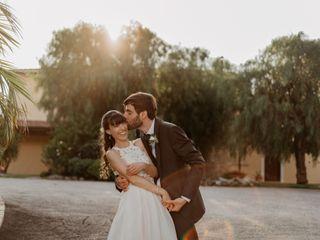 Le nozze di Daniela e Ruben