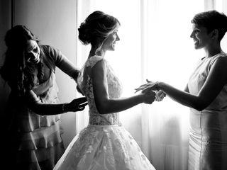 Le nozze di Laura e Ilie 1