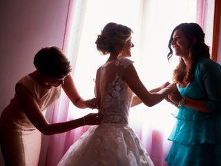 Le nozze di Laura e Ilie 2