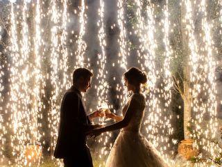 Le nozze di Laura e Ilie