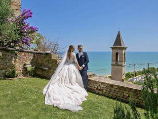 Le nozze di Silvia e Gionata