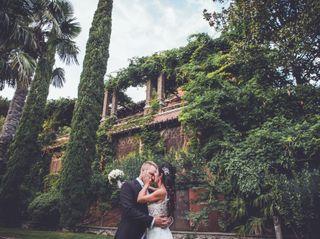 Le nozze di Tiziana e Giordano