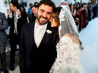 Le nozze di Daria e Enrico