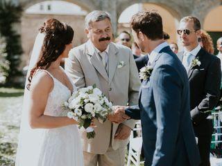 Le nozze di Justyna e Olivier 2