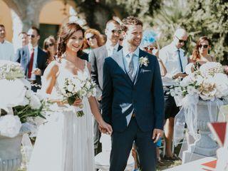 Le nozze di Justyna e Olivier 3