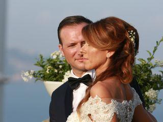 Le nozze di Sergio e Anna