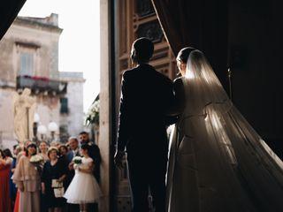 Le nozze di Domenico e Federica