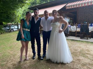 Le nozze di Pamela  e Stefano