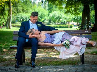 Le nozze di Florentina e Stefano