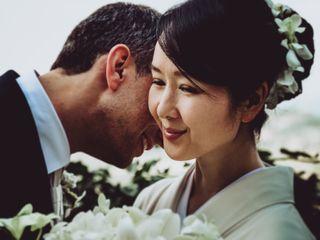 Le nozze di Yuka e Antonello
