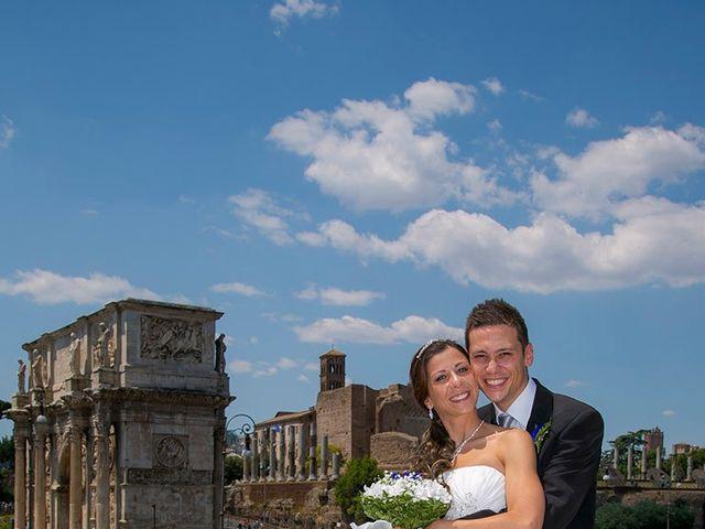Il matrimonio di Paolo e Valentina a Roma, Roma 13