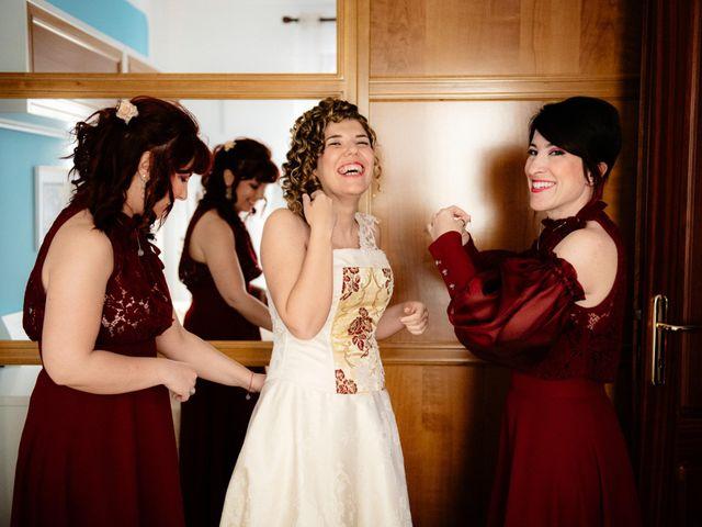 Il matrimonio di Enzo e Anna a Ozieri, Sassari 15