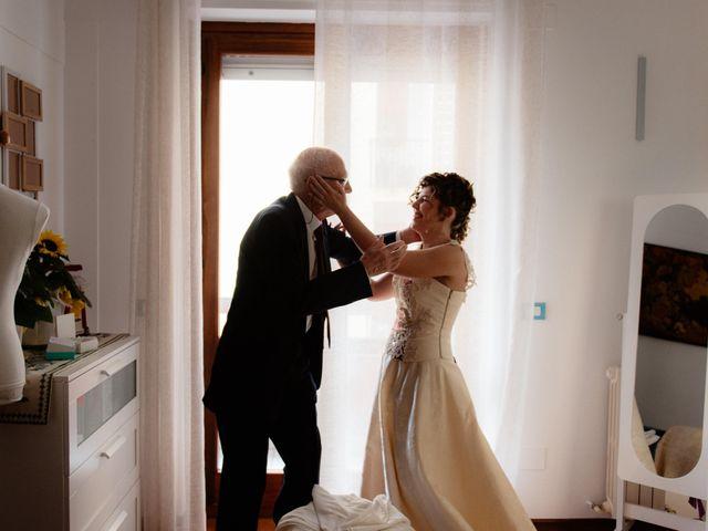 Il matrimonio di Enzo e Anna a Ozieri, Sassari 17